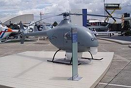 Drone ORKA de EADS