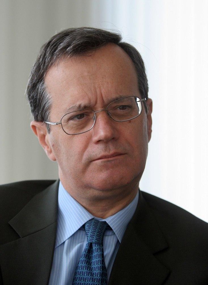 OSCE Secretary General Marc Perrin de Brichambaut