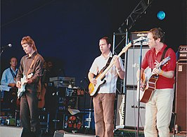 Ocean Colour Scene op Guilfest in 2004