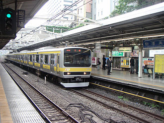 Japan Transport Engineering Company - E231 series, built by Tokyu Car Corp.