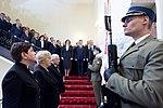 Odsłonięcie tablicy upamiętniającej Ofiary katastrofy smoleńskiej w Kancelarii Premiera (3).jpg