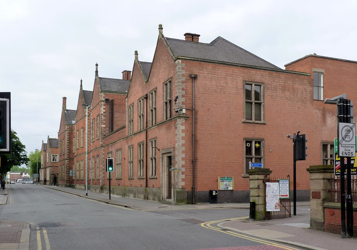 Offices, Bass's Brewery, Burton upon Trent.jpg