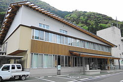 Okawa village hall