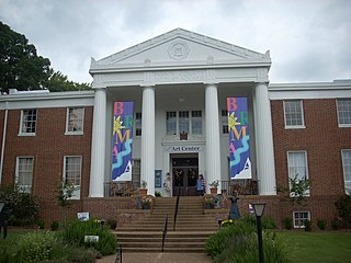 Fannin County Courthouse (Georgia) United States historic place