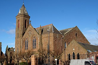 Arbroath - The Old and Abbey Parish Church