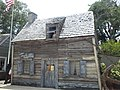 Oldest Wooden Schoolhouse 02, St. Augustine.JPG