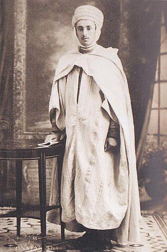 Omar Derdour - Omar Derdour in 1936