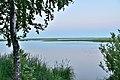 On the shore of the Sestroretsky flood.jpg