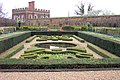 One of the sunken gardens at Hampton Court. - geograph.org.uk - 287950.jpg