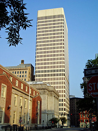 One Financial Plaza (Providence) - Image: Onefinancialcenter