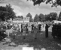 Oogstfeest in Raalte. Boerendansers, Bestanddeelnr 905-2731.jpg