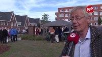 File:Oorlogsmonument onthuld op Spiegelhof Willemskwartier.webm
