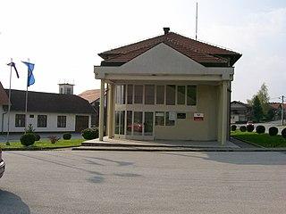 Dubravica, Zagreb County Municipality in Zagreb County, Croatia