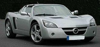 Opel Speedster - Image: Opel Speedster 22 v 03