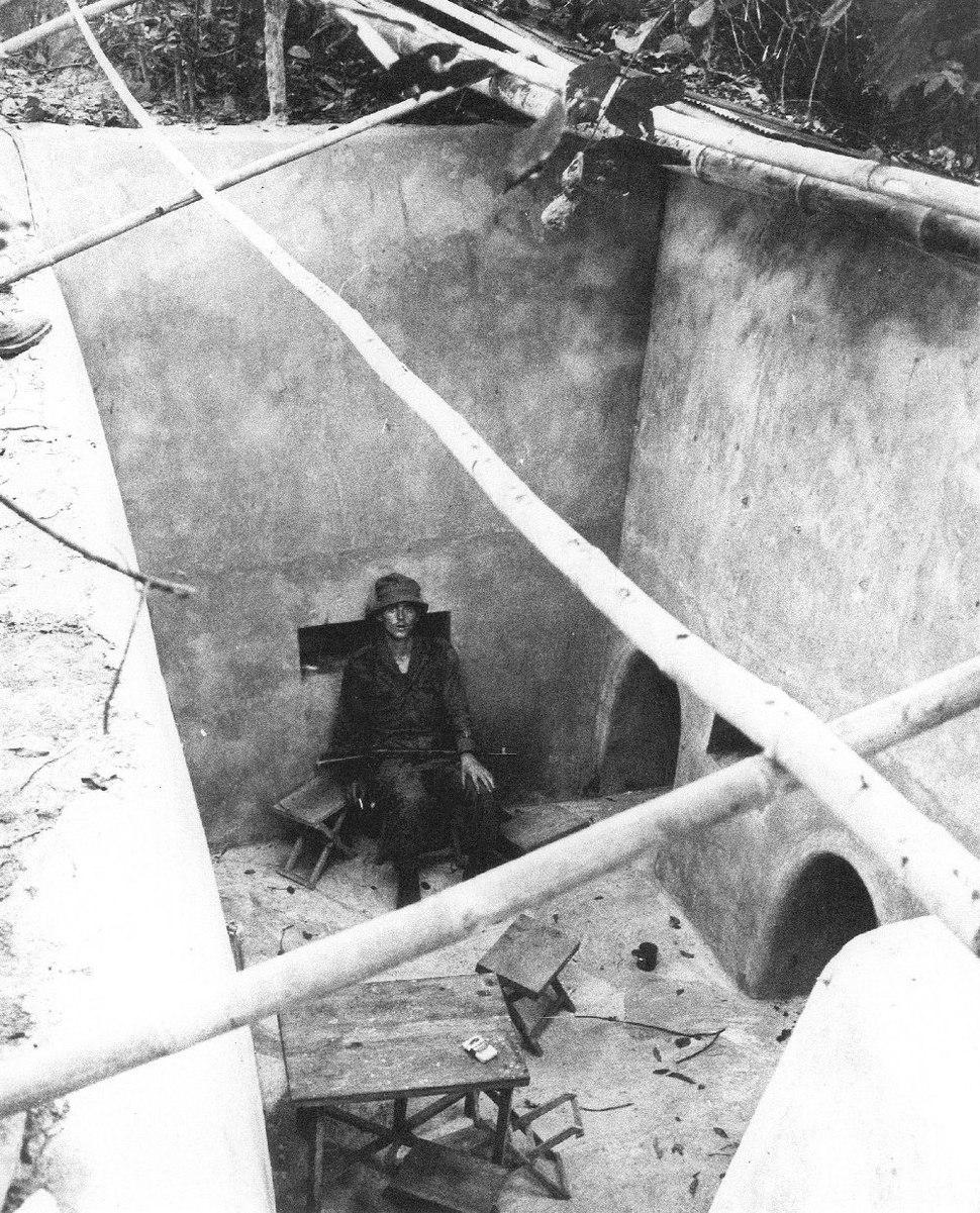 Operation Crimp Tunnels