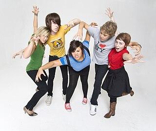 Operator Please Australian pop band
