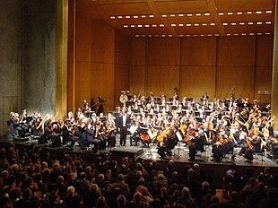 Orchestre National De France Villa Lobbos