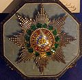 Order of Merit of the Bavarian Crown grand cross star (Bavaria 1867) - Tallinn Museum of Orders.jpg