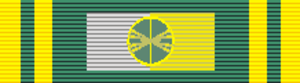 Order of San Carlos - Image: Order of San Carlos Grand Officer (Colombia)