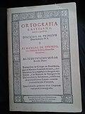 Ortografía Kastellana Nueva i Perfeta Gonzalo Korreas edición en facsímil Madrid Espasa Calpe Mexicana 1971 02.jpg