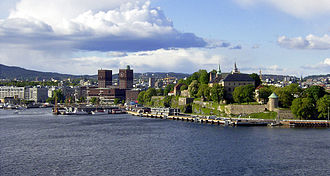 Pipervika - Image: Oslo Skyline