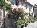 Ostia antica - case nel borgo 2525.JPG
