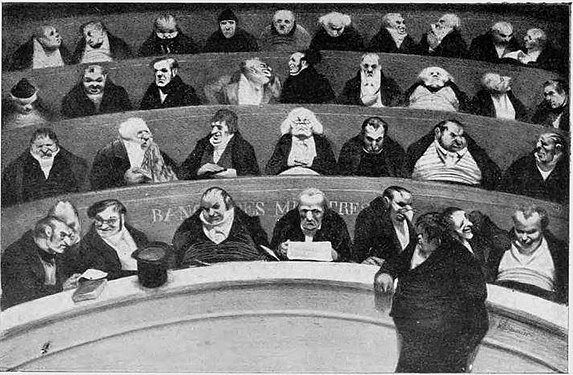 Oude Kunst vol 002 no 002 p 053 Le ventre Legislatif by Daumier.jpg
