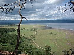 אגם נקורו, מאי 2003