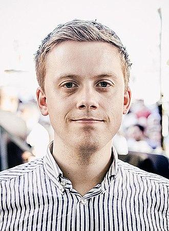 Owen Jones (writer) - Jones in June 2016