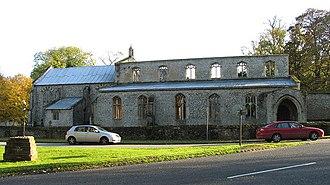 Oxborough - Image: Oxborough Church(John Salmon)Oct 2004