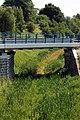 Płoty - skrzyżowanie lini kolejowej 420 (dół) z 402 (na wiadukcie) - 2018-05-28 12-00-04.jpg