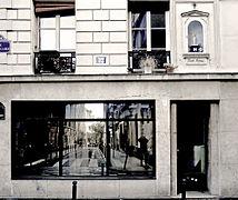 rue beauregard paris wikimonde. Black Bedroom Furniture Sets. Home Design Ideas