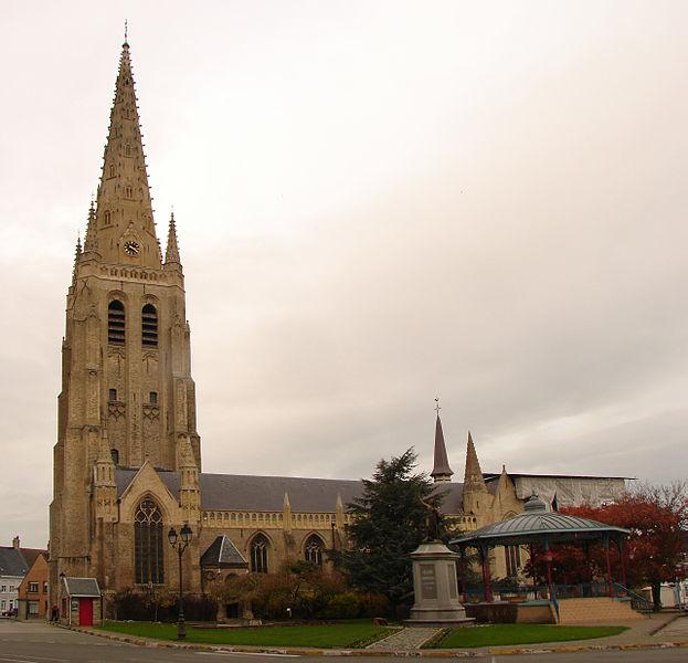 Église Saint-Vaast de Hondschoote