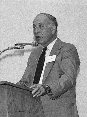 Philip J. Klass - 1983 CSICOP Conference in Buffalo, NY