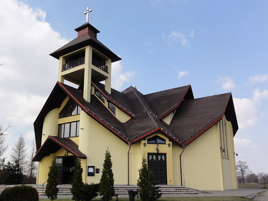 Zabłocie, Silesian Voivodeship