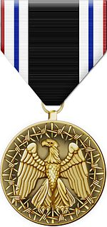 Prisoner of War Medal U.S. military award