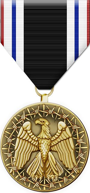 Prisoner of War Medal - Image: POWM