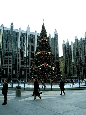 PPG Place - The Rink at PPG Place