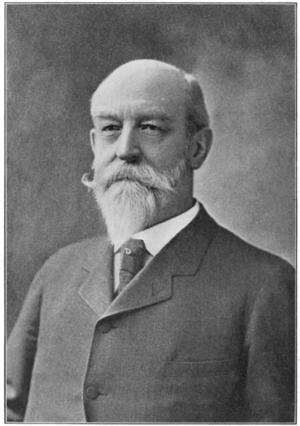 Henry Pickering Bowditch - Dean of Harvard Medical School