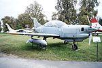 PZL-130 TC-1 Orlik - przód - Muzeum Lotnictwa Kraków.jpg