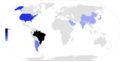 Países visitados por Jair Bolsonaro.png