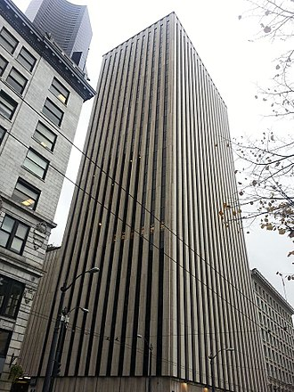 Pacific Building (Seattle) - Pacific Building