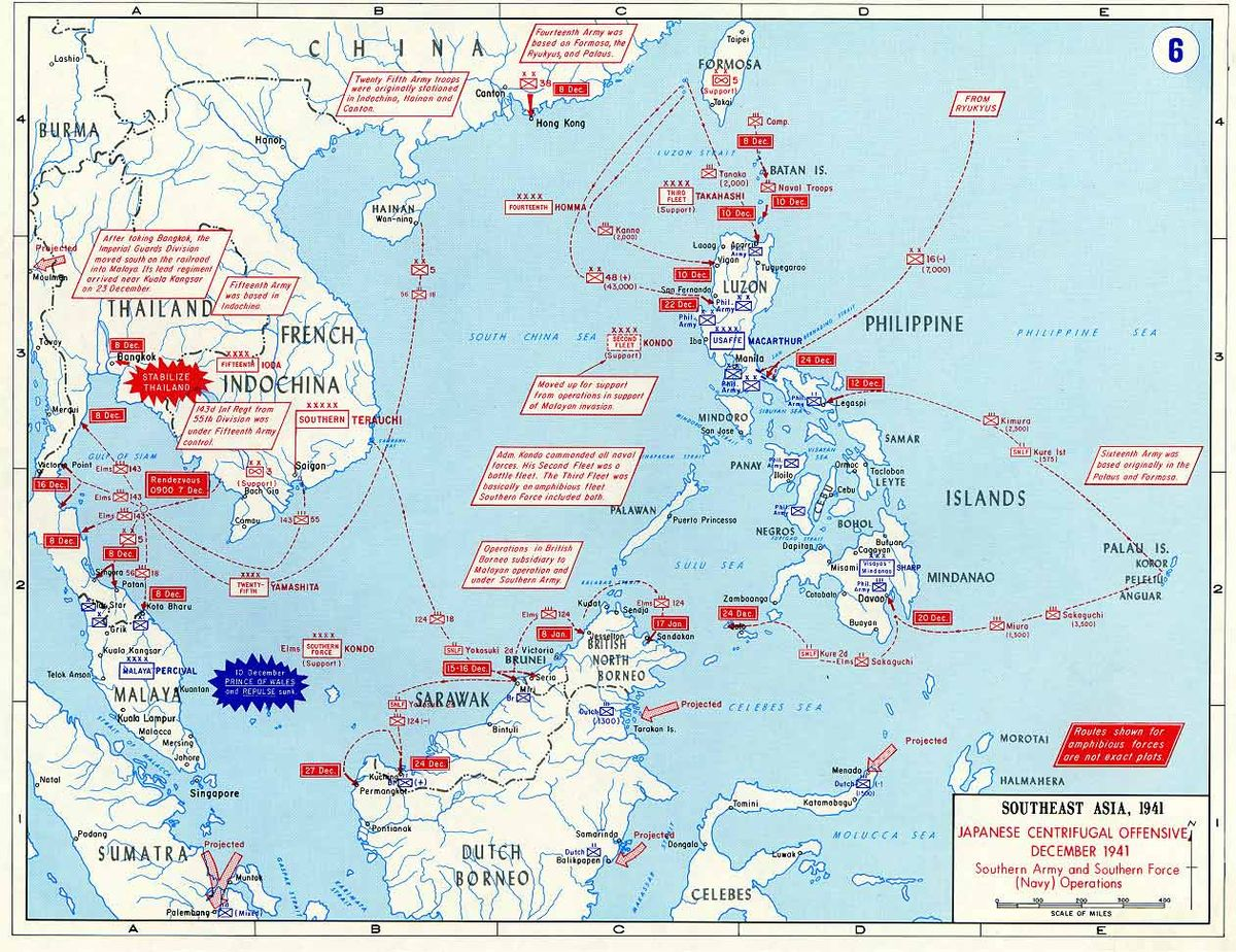 Map Of Asia 1941.File Pacific War Southeast Asia 1941 Map Jpg Wikimedia Commons