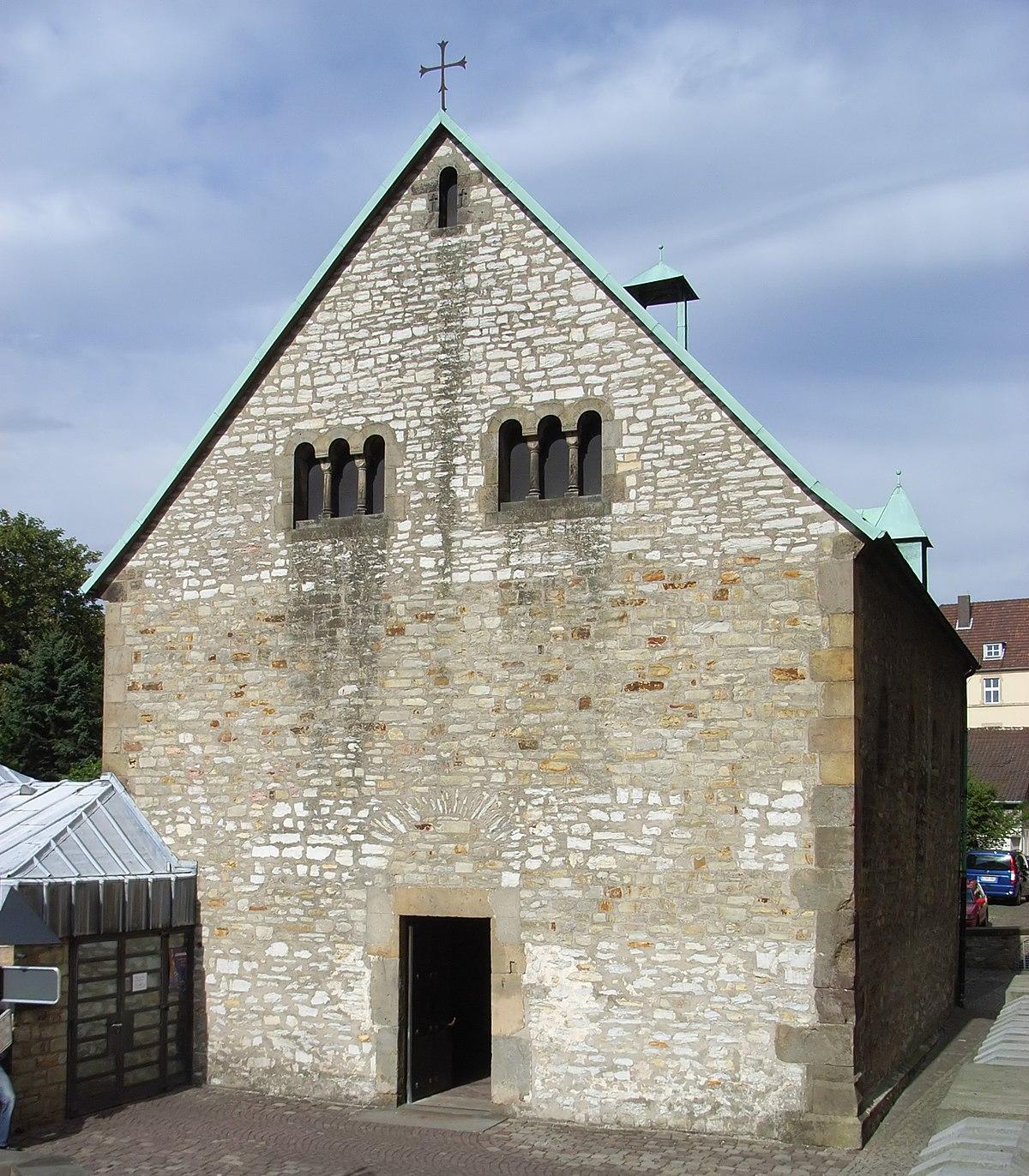 Bartholomäuskapelle Paderborn