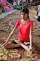 Padmasana - Yoga Class - Chamrail - Howrah 2013-08-24 2069.JPG