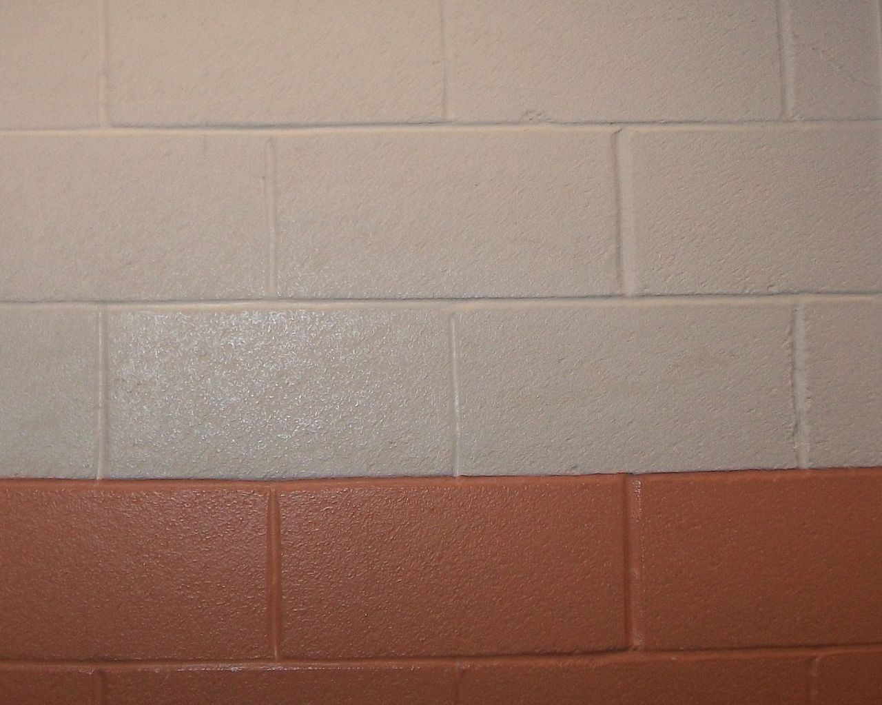 Paint Cinder Block Wall Painting Cinder Block Walls Best Painting Of All Time