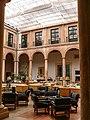 Palacio Ducal, Lerma. Patio 5.jpg