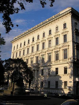 Palais Schey von Koromla - Palais Schey in Vienna