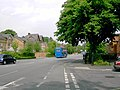Palatine Road at its junction with Ballbrook Avenue, Manchester - geograph.org.uk - 811834.jpg