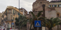 Palazzetto Coppedé dall'angolo arrontondato all'incrocio con la via Cardines (Gino Coppedè) 2016, Palazzo del Granchio.png